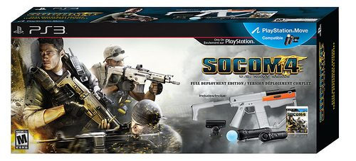 SOCOM 4 Full Deployment Edition and Covert Missions Revealed