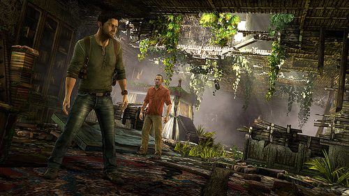 Fire, Fistfights and £20 Bills: Brand New Uncharted 3 Interview
