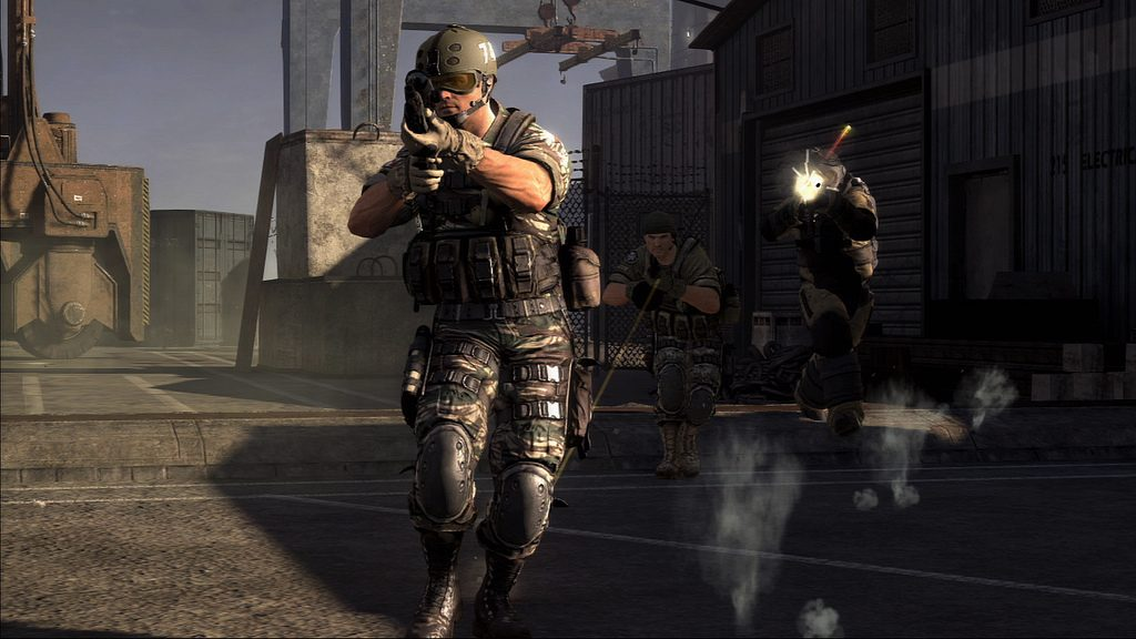 SOCOM 4 PlayStation Plus Beta is Live, Play Schedule for 3/22 to 3/28