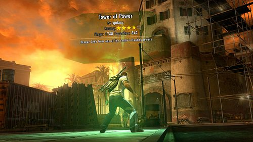 inFAMOUS 2 Limited Release Beta: Mission Designers Wanted