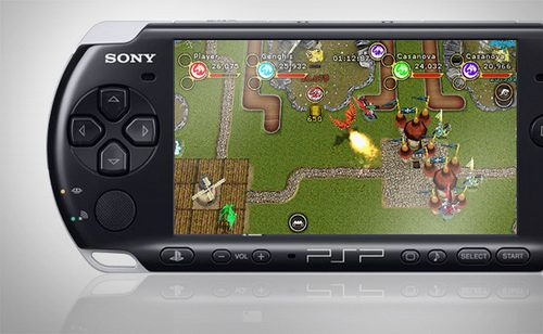 Hoard for PSP: Dragons in Your Pocket (and PS3 Dragons on Sale)