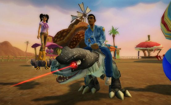 Free Realms hits PSN today with Voice Chat, Trophies