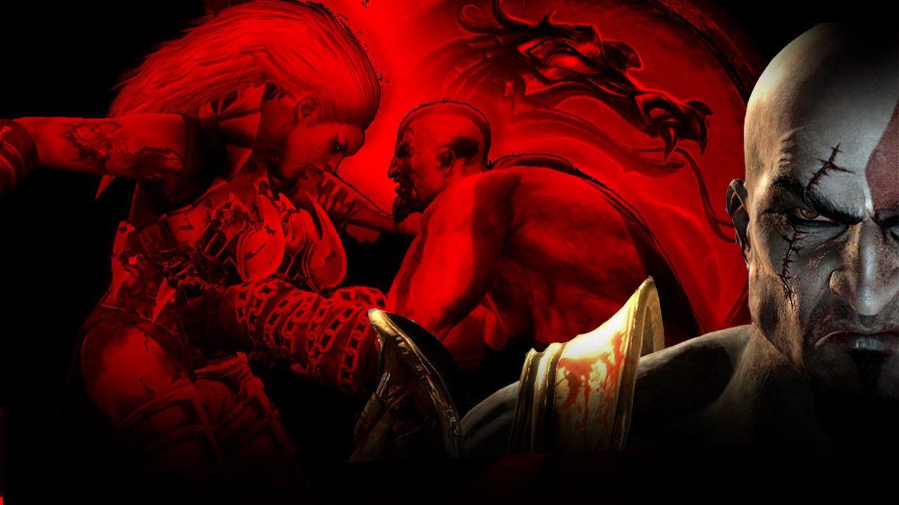 Kratos vs Mortal Kombat: Ed Boon and Stig Talk Fatalities, Weapons