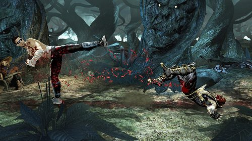 Mortal Kombat Demo 3D Hands-On: What You'll Get On Tuesday