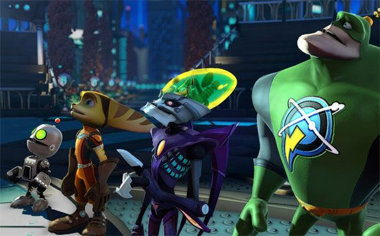 Ratchet & Clank: All 4 One Q&A — Co-Op Chaos