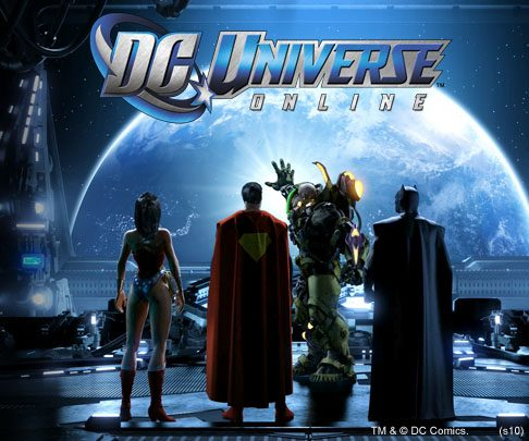 DC Universe Online Digital Download Coming Soon to PSN
