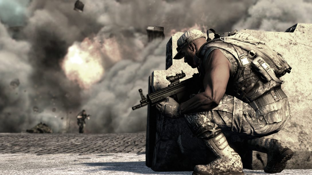 Get Your Groove On in SOCOM 4
