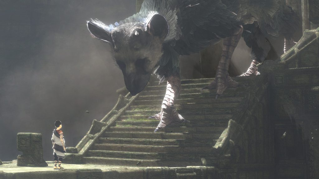 Update on The Last Guardian and Ico/Shadow of the Colossus Collection