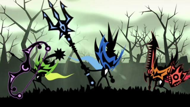 Patapon 3 Hits Psp Today For 20 Free Item Code Here Playstationblog