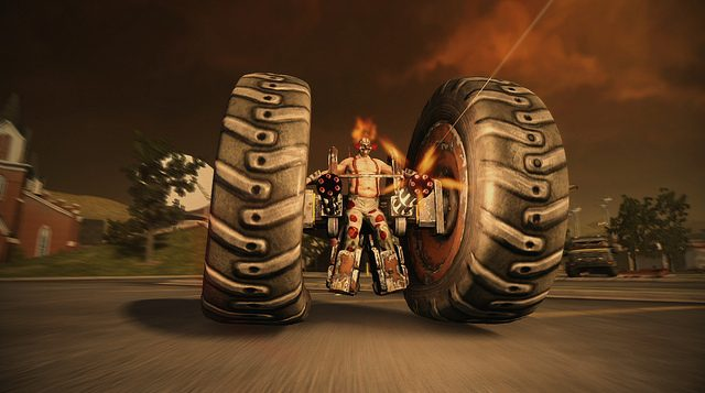 Twisted Metal Extended Trailer Reveal, Pre-order for Axel