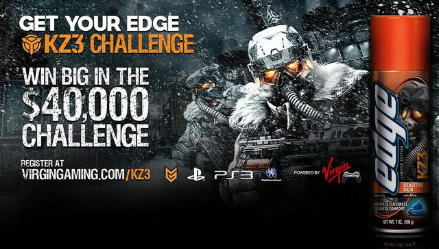 World's Best Killzone 3 Player to Win a Share of $40,000. Is it you?