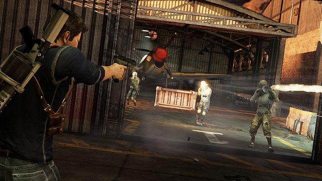 UNCHARTED 3: Naughty Dog Talks Multiplayer