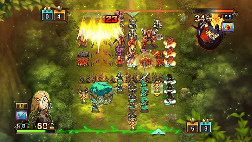 Might & Magic: Clash of Heroes Has Puzzles, Battles, Critter Crunch Connections