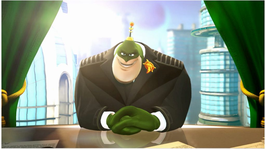 A Message from President Qwark