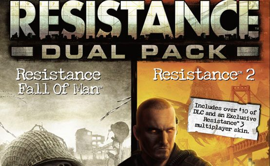 Resistance Dual Pack Deploying This July