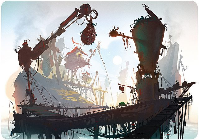 Into The Pixel 2011: PlayStation Artists Honored