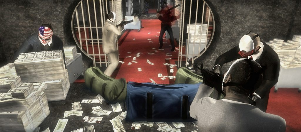 PAYDAY: The Heist is total OVERKILL on the PS3