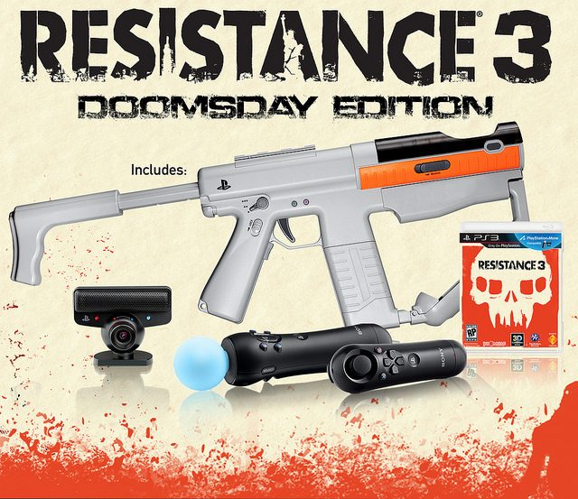 Resistance 3 E3 2011 Trailer, Doomsday Edition Revealed, Demos in L.A.