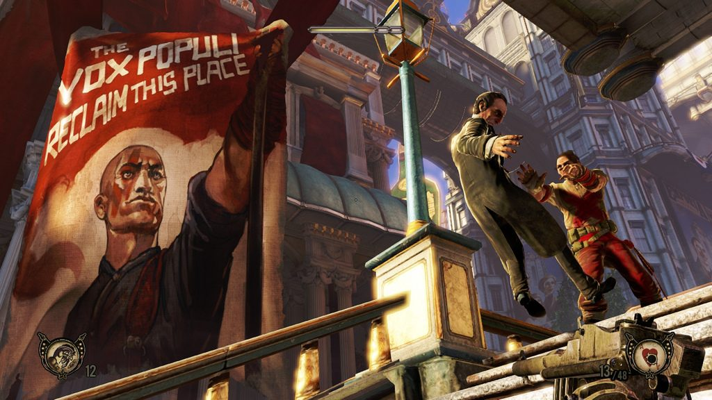 BioShock Infinite to Support Move, PS Vita Game In the Works