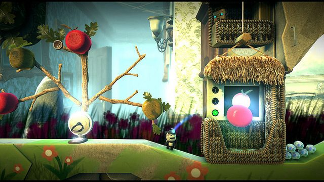 LittleBigPlanet 2 + PlayStation Move = Even Endless-er Possibilities