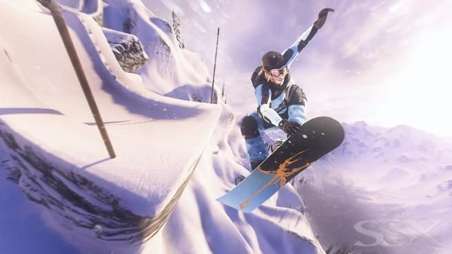 E3 Replay: SSX on PS3
