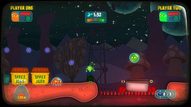 Tales From Space: About a Blob – New Co-op Map Pack