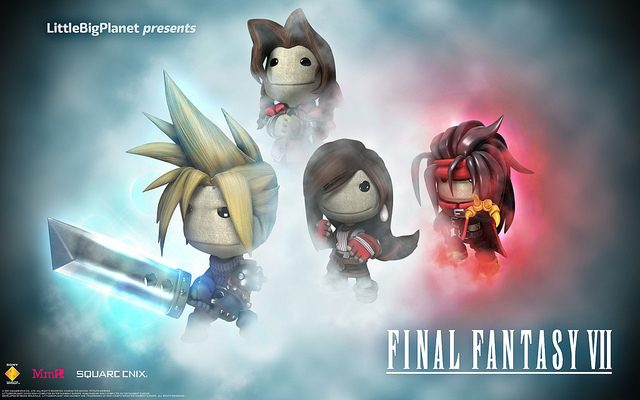 New LittleBigPlanet 2 Packs Coming Soon: inFAMOUS 2, Toy Story, and FINAL FANTASY VII!