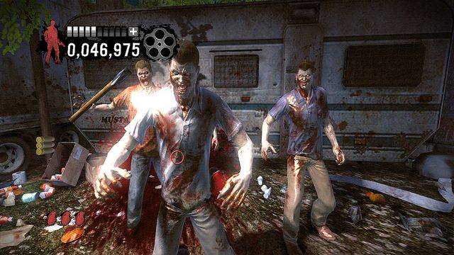 The House of the Dead: OVERKILL Extended Cut – Hunt Mutants With PlayStation Move in 3D