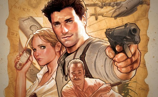 UNCHARTED 3 at San Diego Comic-Con 2011