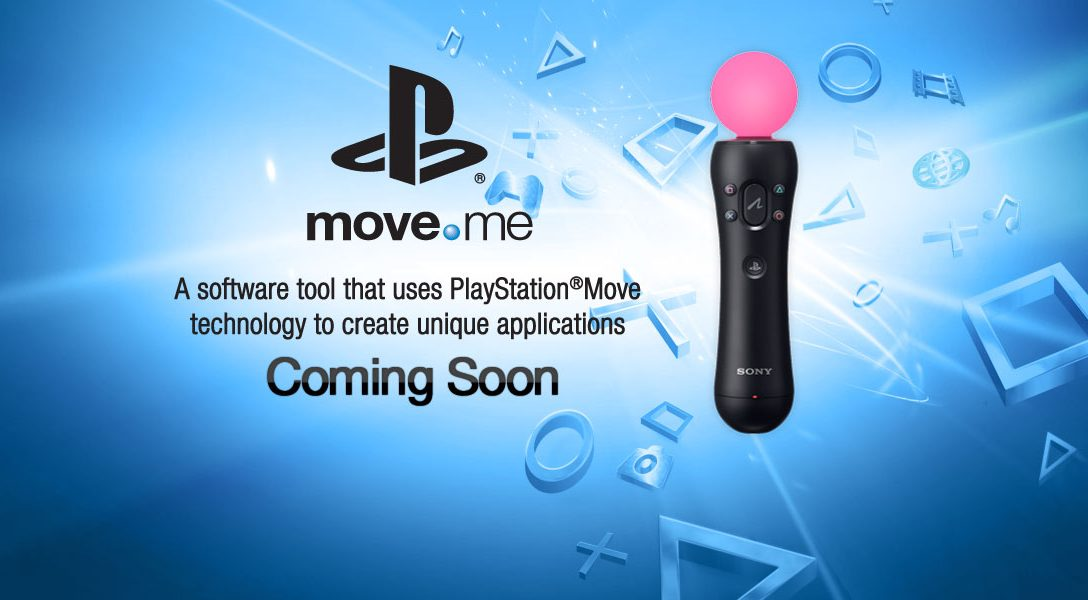 Move me Available Today on PlayStation Store, Free for
