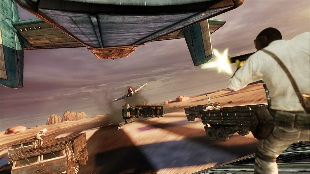 Compete in UNCHARTED 3 and Resistance 3 at MLG Pro Circuit in Raleigh, NC