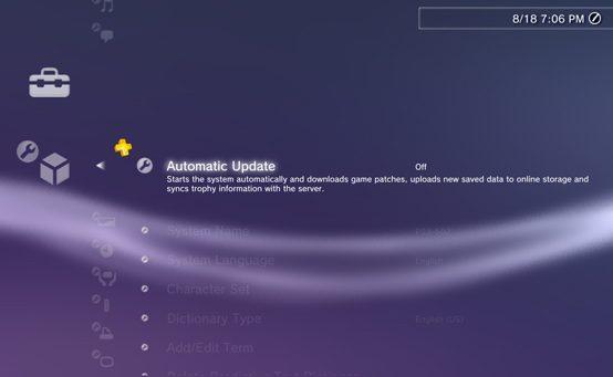 PS3 System Software Update (v3 70) – PlayStation Blog