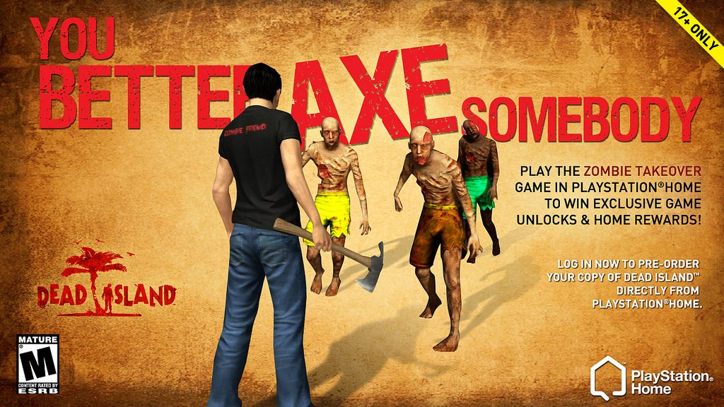 This Week in Home: Dead Island + New Items from Lockwood, Heavy Water, nDreams