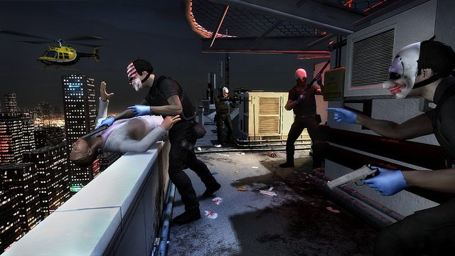 PSN Payload: Launch Dates for PAYDAY: The Heist, Rochard, Sideway: New York