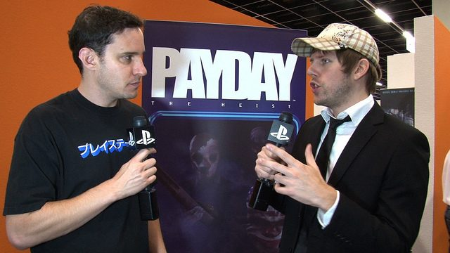 The Games of gamescom: PAYDAY: The Heist – Your Partners in Crime