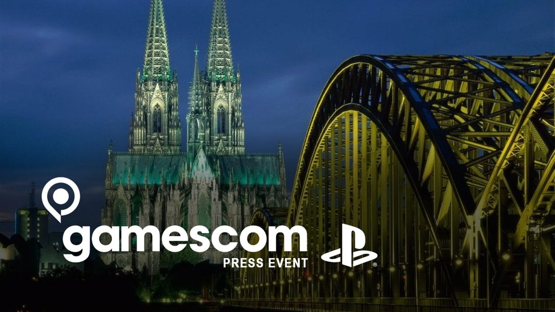 Watch the gamescom Press Conference Live