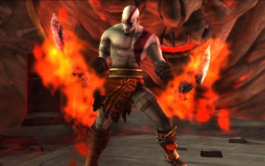 Herculean Task: Remastering God of War: Origins Collection