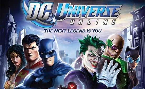 DC Universe Online for PS3 Is Going Free-To-Play