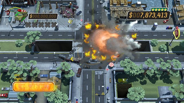 Burnout Crash! Explodes onto PSN Today