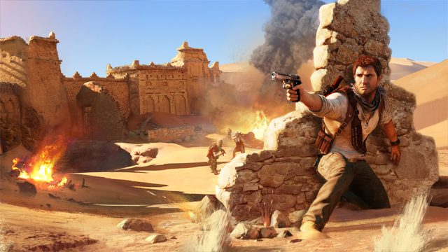 UNCHARTED 3: Drake's Deception Goes Gold, Includes Starhawk Beta