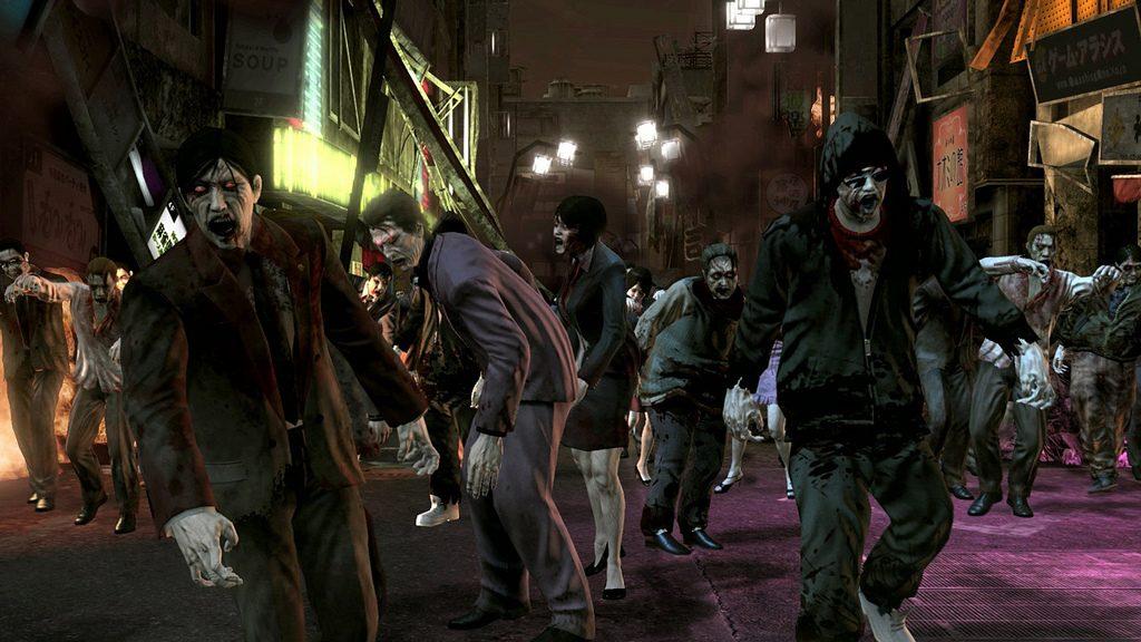 Yakuza: Dead Souls Heading to the US