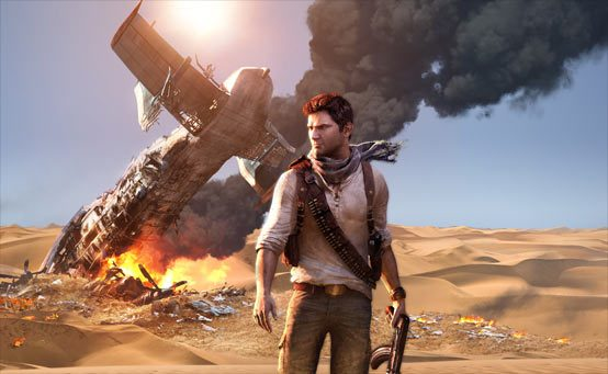 UNCHARTED 3: Drake's Deception Available Today