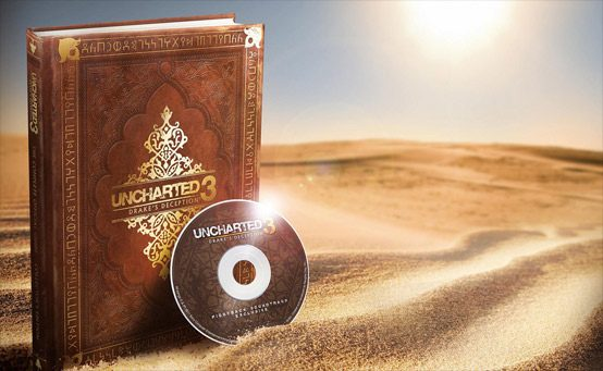 UNCHARTED 3 Complete Official Piggyback Guide Out Now, Drake's Journal Coming Soon