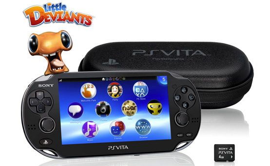 Get Your Hands on PS Vita Early with the First Edition Bundle