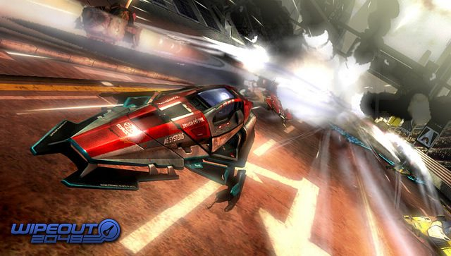 Wipeout 2048 Q&A: Speed Thrills