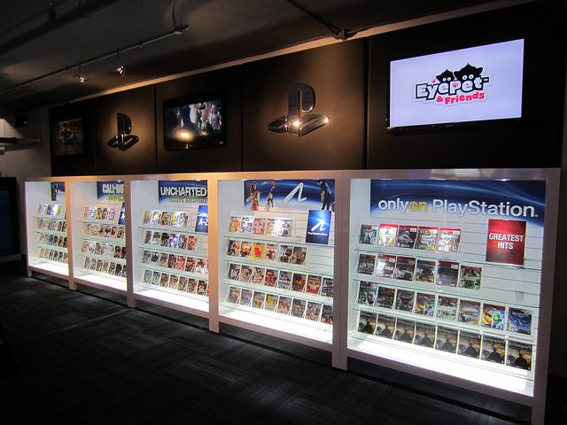 PlayStation Canada Lounge Opening in Downtown Toronto this Weekend
