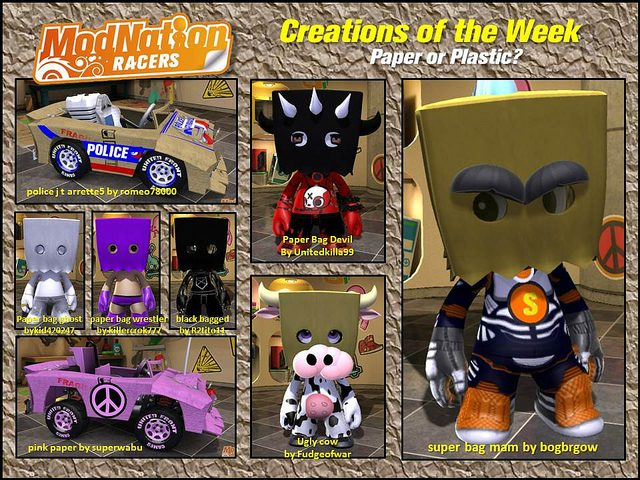 ModNation Racers: Road Trip Track Studio – Your Wish is Our Command!