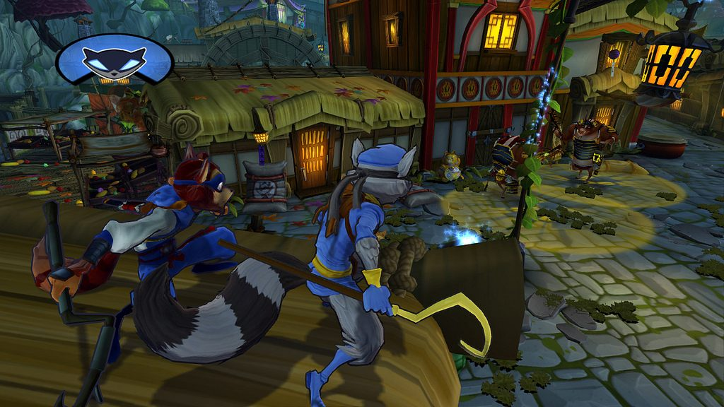 Meet Ninja Master Rioichi Cooper from Sly Cooper: Thieves in Time