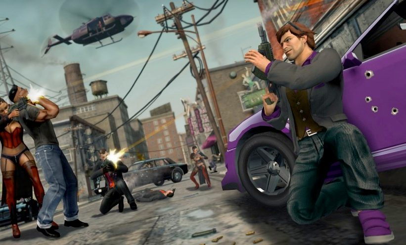 SCEA and THQ Announce Additional Content for Saints Row: The Third Owners on PlayStation 3