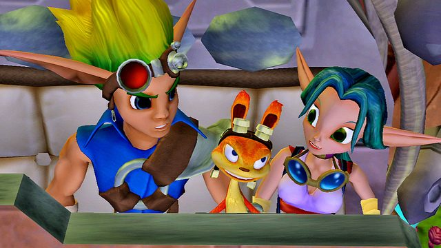 More Eco: Naughty Dog Remembers 10 Years of Jak and Daxter